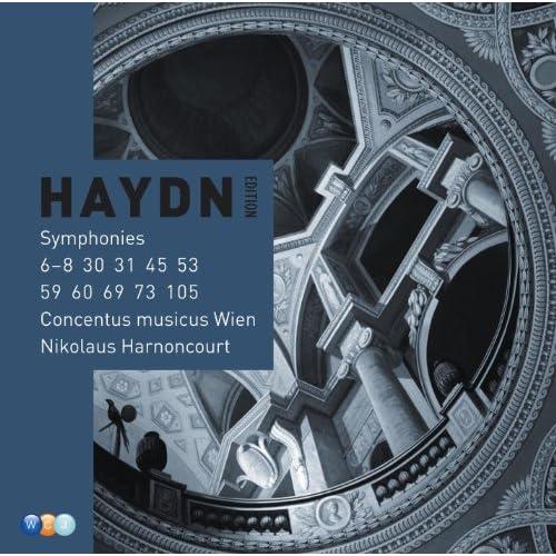 Symphony No.8 In G Major, 'Le Soir' : III Menuetto - Trio