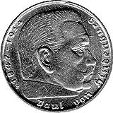 Schniebel Trading 2 Reichsmark Deutschland, 1938 B, Hindenburg (Jäger: 366) Vorzüglich