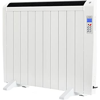 taurus cairo slim 1250 radiateur lectrique inertie s che 1250 w bricolage. Black Bedroom Furniture Sets. Home Design Ideas
