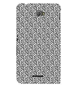ifasho Designer Phone Back Case Cover Sony Xperia E4 :: Sony Xperia E4 Dual ( I Love Telangana BlueWood Look )