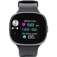 ASUS VivoWatch BP aus Keramik, Frequenz und Herzdruck, Beschleunigungsmesser und GPS, Schlafqualität und Stress-Level…