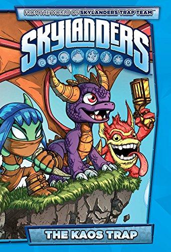 Skylanders: The Kaos Trap por Ron Marz