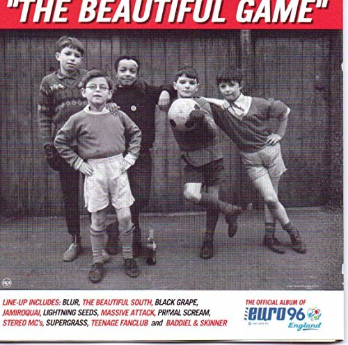 The Beautiful Game: The Official Album of Euro 96 by Various Artists (2000-12-29) (Seed Primal)