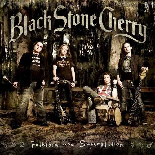 Black Stone Cherry (Folklore and Superstition)