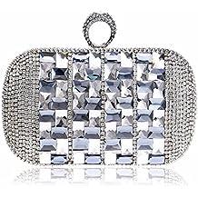 Stile europeo Lady diamond lusso abito ladies pochette banchetto pacchetto