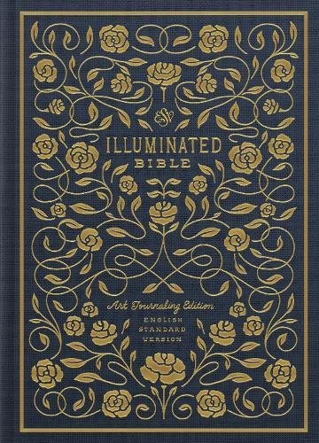 ESV Illuminated Bible, Art Journaling Edition (Cloth Over Board)