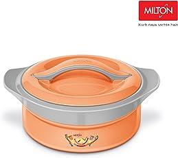 Milton Plastic Casserole, 1.5 litres, Peach