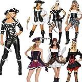 Gorgeous Brand new Halloween-Kostüm Fluch der Karibik Kostüm-Party Kleidung weibliche Modelle zeigen Kleider , # 6