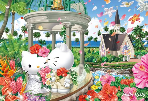 hello-kitty-300-piece-hawaiian-wedding-33-061-japan-import