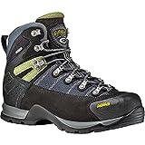 Asolo Men's Synthetic Gunmetal Fugitive Gtx Hiking Boots 10 D(M) Us Black / Gun Metal