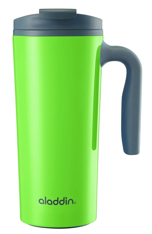 Amazon aladdin coffee mugs - Aladdin Aveo 30276 Drinks Flask 0 47 L Stainless Steel Green Amazon Co Uk Kitchen Home