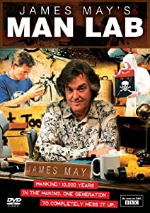 James May's Man Lab Series One [DVD]