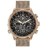 Citizen Promaster Navihawk A-T- Reloj con movimiento Eco Drive U680, para hombre, pulsera de...