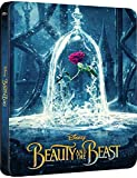 Beauty and The Beast Steelbook 2017 Steelbook 3D Includes 2D Version Exclusive Limited Edition Steelbook Blu-ray + Gift Steelbook's™ foil Region free