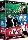 Coffret trilogie cornetto : hot fuzz ; shaun of the dead ; le dernier pub avant la fin du monde