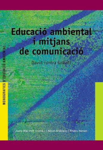 Educació ambiental i mitjans decomunicació: C08 (Ed.Amb.Catala) por Joana Díaz Pont
