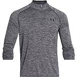 caratteristiche del prodottoQuesta t-shirt è realizzata in tessuto UA Tech (TM); ci si sente come indossare la t-shirt preferita, ma è stato progettato per la stratificazione dell'abbigliamento. Si è così diventato la nuova maglia 'da asporto...