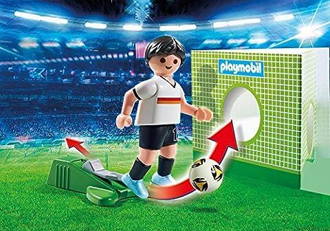 Playmobil - Sports et Action - Joueur de Foot Allemand