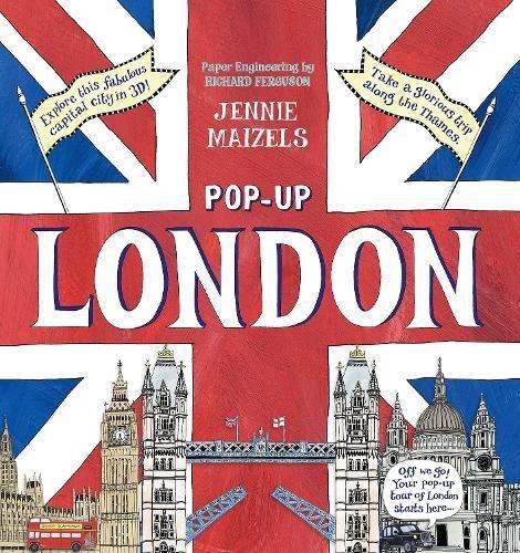 London Pop-up book
