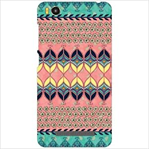 Design Worlds - Xiaomi Mi4i MZB4300IN Designer Back Cover Case - Multicolor...