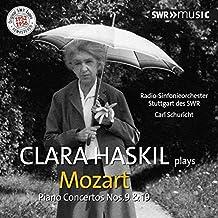 Clara Haskil joue Mozart : Concerto pour piano n°9 en mi bémol majeur K 271 - Concerto pour piano n°19 en fa majeur K 459