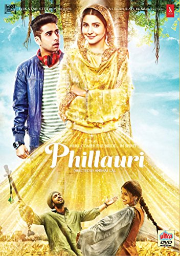 Phillauri Hindi Movie DVD