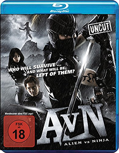 Alien vs Ninja [Blu-ray]