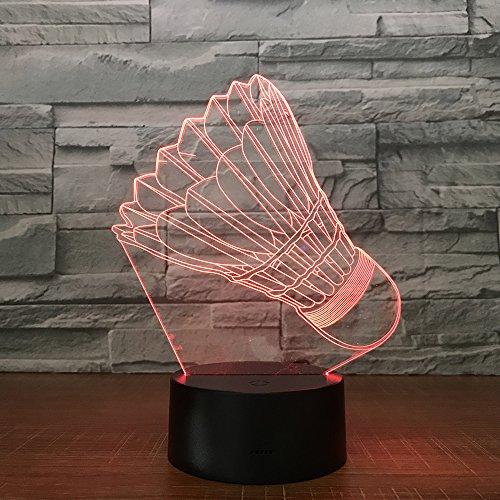 Zoom IMG-2 lampada illusione ottica 3d led
