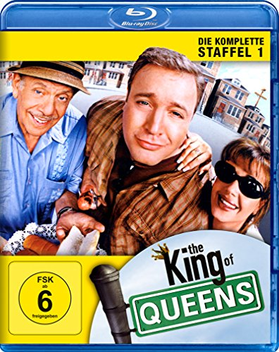 The King of Queens - Die komplette Staffel 1 [Blu-ray] - 1 Big-bang-dvd-staffel