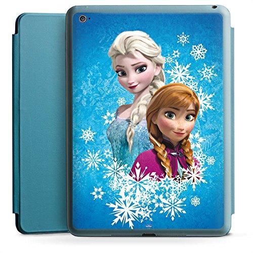 Apple iPad Air 2 Smart Case Hülle Tasche mit Ständer Smart Cover Disney Frozen Fanartikel Geschenke (Ipad Disney Cover)