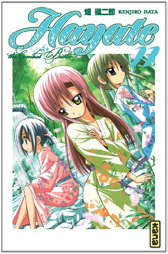 Hayate The combat butler Edition simple Tome 11