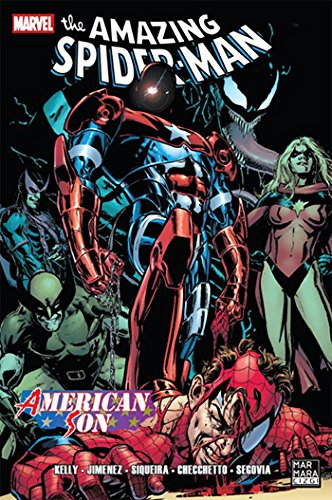 The Amazing Spider-man 10 / American Son