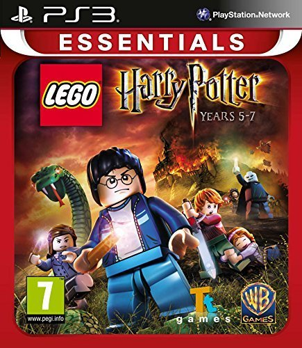 Preisvergleich Produktbild Ps3 Lego Harry Potter : years 5-7 (EU)
