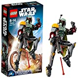 LEGO- Construction-Boba Fett, Multicolore, 75533