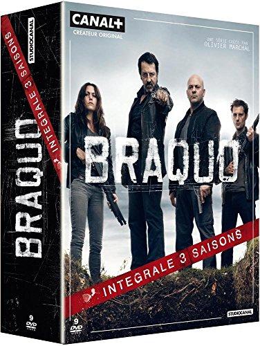 Preisvergleich Produktbild Braquo - Intégrale 3 saisons