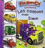 Découvre les camions avec Simon