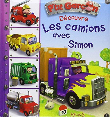Dcouvre les camions avec Simon