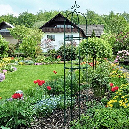 Miadomodo arco decorativo giardino arco per piante for Arco decorativo giardino