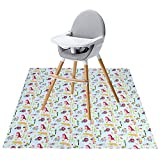 High Chair Mats Review and Comparison