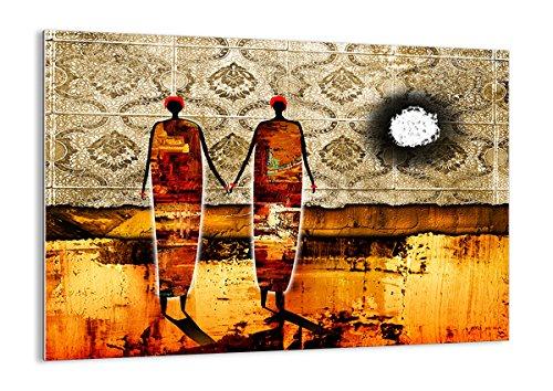 ARTTOR Bild auf Glas - Glasbilder - Einteilig - Breite: 70cm, Höhe: 50cm - Bildnummer 0659 - zum Aufhängen bereit - Bilder - Kunstdruck - ()