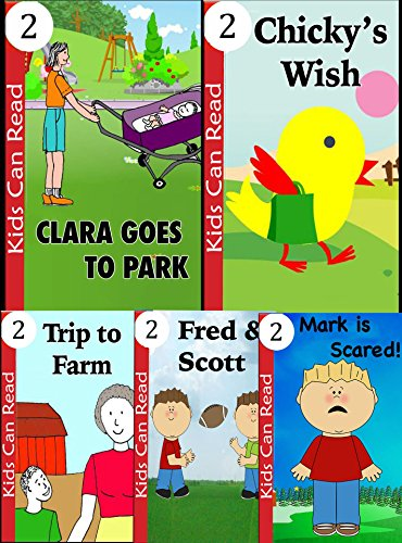 Kids Can Read - Blends, Digraphs and Sight Words: Phonics Short Stories for Kids (English Edition)