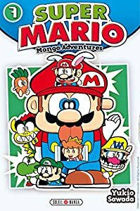 Super Mario - Manga Adventures Edition simple Tome 7