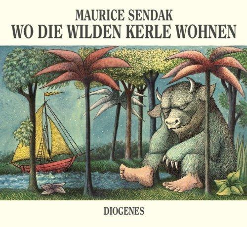 Wo die wilden Kerle wohnen by Maurice Sendak (2013-10-23)