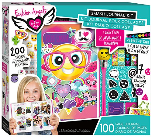 Fashion Angels Graphic Journal Kit
