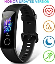 HONOR Band 5 Smartwatch Orologio Fitness Tracker Uomo Donna Smart Watch Cardiofrequenzimetro da Polso Contapassi Smartband Sp