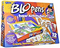 John Adams Blopens Super Activity Workshop