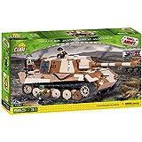 COBI - SD.KFZ.186 Jazgdpanzer VI Jagdtiger, tanque, color beige / marrón (2484)