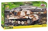 Cobi 2484 - Sonderkraftfahrzeug, 186 Jazgdpanzer VI (Jagdtiger), beige/braun