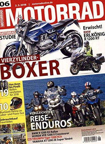 Motorrad [Abonnement jeweils 26 Ausgaben jedes Jahr]