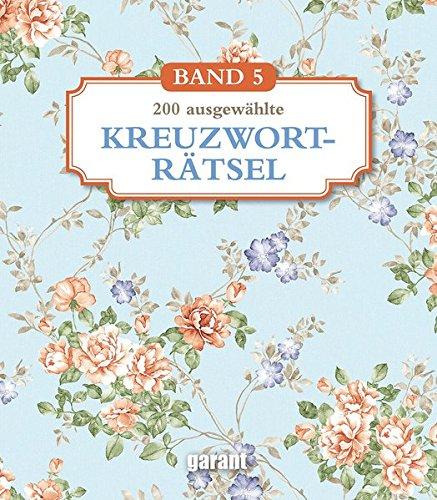 Kreuzworträtsel Deluxe Groß- Band 5 -